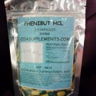 PHENIBUT HCL 100 CAPSULES 500MG - CERTIFICATE OF ANYLASIS