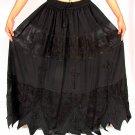 Gothic Vampire Skirt