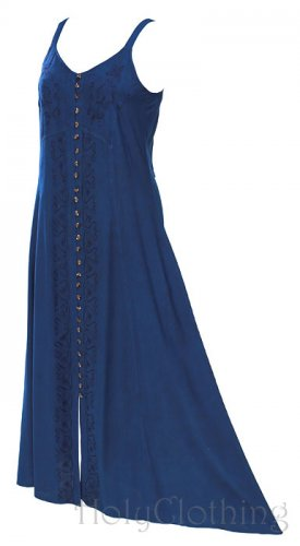 Gothic Fae Dress