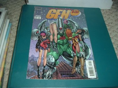 Gen 13 #16 J. SCOTT CAMPBELL story, ART & COVER (Image Comics 1997) Choi, Save $$ Shipping Special