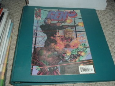 Gen 13 #17 J. SCOTT CAMPBELL story, ART & COVER (Image Comics 1997) Choi, Save $$ Shipping Special