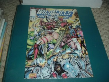 WildC.A.T.S. #5 JIM LEE Story, ART & COVER (Image Comics 1993) Choi, Save $$ Shipping Special