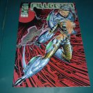 Allegra #1 VF+ wrap cover (Image Comics) Steve Seagle story, comic book for sale, Shipping Special