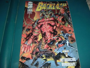 Backlash #5 VERY FINE+ (Image Comics, Brett Booth), Save $$ with Shipping Special, For Sale