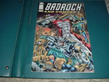 Badrock and Company #6 Final Issue (Image Comics), Save $$ Shipping Special, For Sale