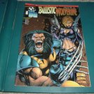 Ballistic/Wolverine 1-shot (Image & Marvel Comics team-up) Save $$ Shipping Special, comic for sale