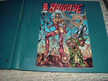 Brigade #19 (Image Comics 1995) SAVE $$$ Shipping Special, comic book for sale