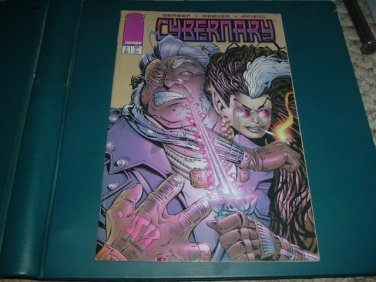 Cybernary #2 (Image Comics 1995) SAVE $$$ with SHIPPING SPECIAL, comic For Sale