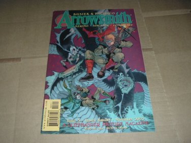 Arrowsmith #3 Kurt Busiek & Carlos Pacheco (DC Cliffhanger Comics 2003) Save $$ Shipping Special