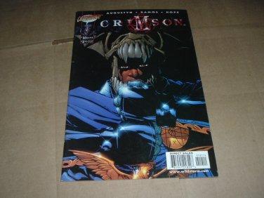 Crimson #10 Humberto Ramos regular Cover (DC/Cliffhanger Comics 1999) Save $$$ Shipping Special