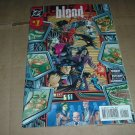 Blood Pack #1 VERY FINE+ (DC Comics 1995) Bloodlines characters get own series, Shipping Special