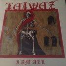 Taiwaz Album Vinyl.I Am All.