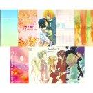 [Gundam SEED] Athrun x Cagalli (AsuCaga) fan novels set