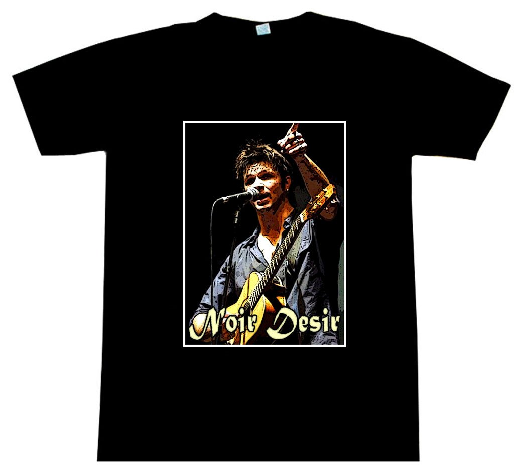 Noir desir 01 awesome t shirt for Film noir t shirts