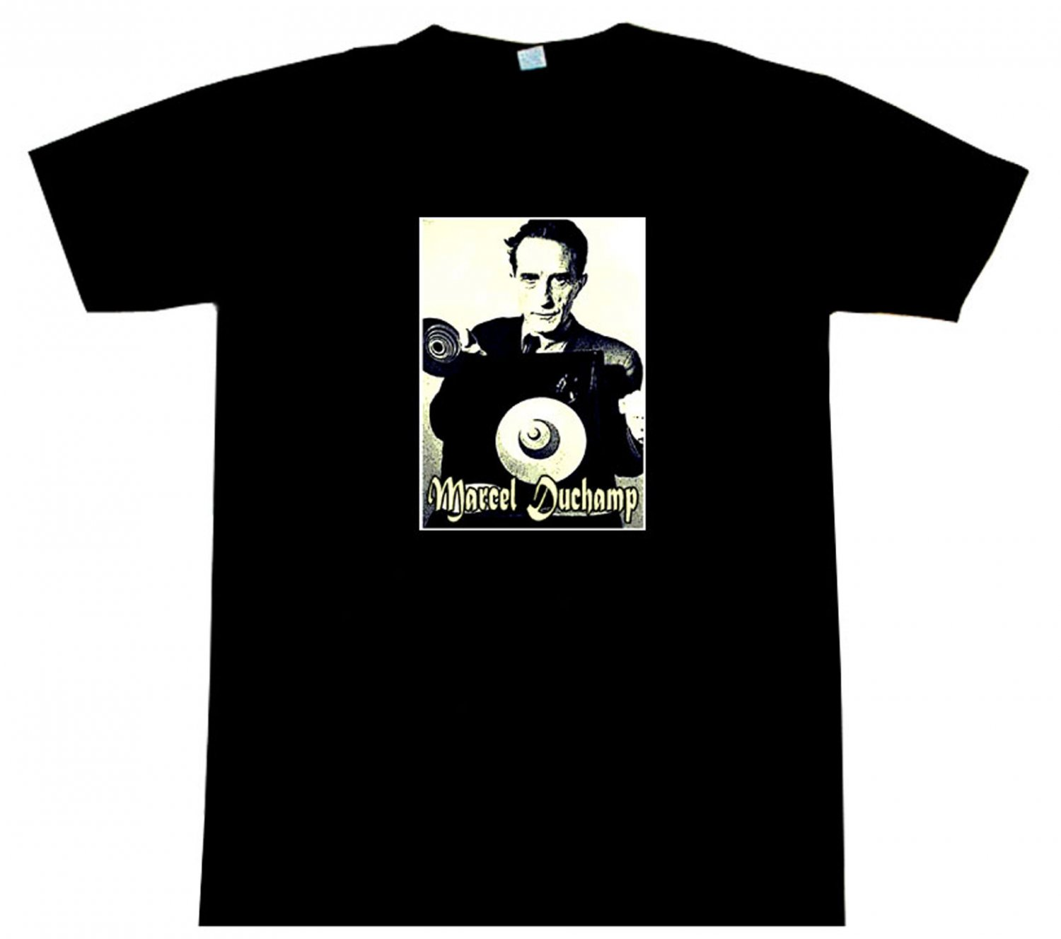 marcel duchamp t shirt beautiful. Black Bedroom Furniture Sets. Home Design Ideas