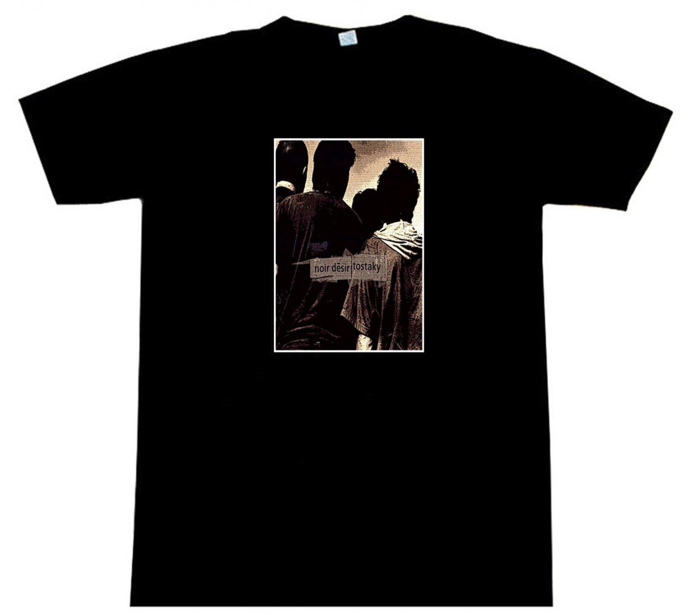 Noir desir tostaky t shirt for Film noir t shirts