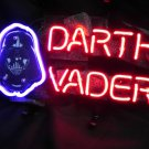 "Brand New DARTH VADER Beer Bar Neon Light Sign 14""x8"" [High Quality]"