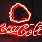 "Coca Cola Logo Neon Coke Soda Beer Bar Neon Light Sign 13""x9"" [High Quality]"