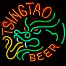 "Brand New Tsingtao Brewery enjoy Beer Bar Neon Pub Light Sign 16""x16"""