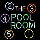 "New 8 Ball The Pool Room Billiards Snooker Neon Light Sign 16""x 15"" [High Quality]"