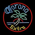 "Brand New CORONA Extra Real Glass Tube Neon Pub Light Sign 19""x 15"" [High Quality]"
