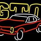 "Brand New Gm Gto Pontiac Auto Beer Bar Pub Neon Light Sign 19""x 15"" [High Quality]"