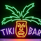 "Brand New Tiki Bar Paradise Palm Beer Bar Neon Light Sign 18""x 16"" [High Quality]"