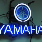 "New YAMAHA Motorcycle Racing Beer Bar Neon Light Sign 17""x14"" High Quality"