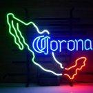 "Brand New Corona Extra Mexico Cerveza Neon Light Sign 18""x 15"" [High Quality]"