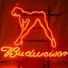 "Budweiser Sex Girls Beer Bar Pub Neon Light Sign 16""x15""[High Quality]"