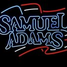 "Brand New Sam Samuel Adams Boston Lager Neon Light Sign 19"" x 16"" [High Quality]"