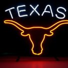"Brand New NCAA Texas Longhorn College Football Beer Bar Neon Light Sign 18""x 16"" [High Quality]"