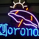 "Brand New Corona Umbrella Brewery Beer Neon Light Sign 17""x 14"" [High Quality]"