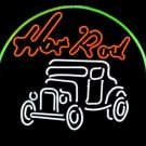 "Brand New Hot Rod Logo Beer Neon Light Sign 18""x 16"" [High Quality]"