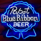 "Brand New Pabst Blue Ribbon Beer Neon Light Sign 16""x 14"" [High Quality]"