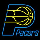 "Brand New NBA Indiana Pacers Basketball Beer Bar Pub Neon Light Sign 16""x14"" [High Quality]"