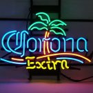 "Brand New CORONA Extra Palm Tree Beer Bar Pub Neon Light Sign 16""x 14"" [High Quality]"