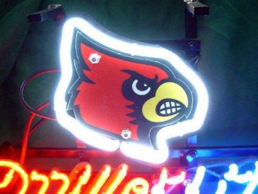 "Brand New NCAA Iowa State Cyclones Miller Lite Football Neon Light Sign 14""x 8"" [High Quality]"