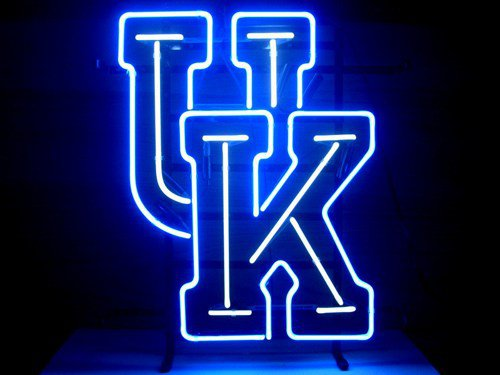 "Brand New NCAA Kentucky Wildcats Beer Neon Light Sign 16""x 14"" [High Quality]"