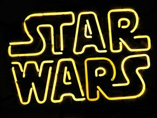 "Brand New STAR WARS Beer Bar Neon Light Sign 16""x 14"" [High Quality]"