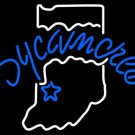 "Brand New NCAA Indiana State Sycam Ores Beer Bar Pub Neon Light Sign 18""x16"" [High Quality]"