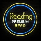 "Brand New Reading Premium Beer Bar Pub Neon Light Sign 17""x 17"" [High Quality]"