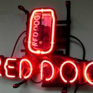 "Brand New RED DOG Miller Brewing Can Beer Neon Light Sign 14""x 8"" [High Quality]"