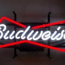 "Brand New BUDWEISER Beer Real Glass Neon Light Sign 16""x 12"" [High Quality]"