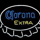 "Brand New Corona Bottle Extra Cap Beer Bar Pub Neon Light Sign 16""x15"" [High Quality]"
