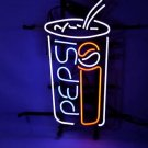 "Brand New Pepsi Coca Cola Coke Soda Beer Bar Pub Neon Light Sign 16""x 15"" [High Quality]"