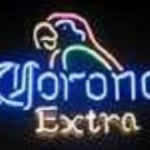 "Brand New Corona Extra Parrot Beer Bar Neon Light Sign 16""x14"" [High Quality]"