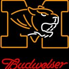 "Brand New NCAA Missouri Tigers Budweiser Neon Light Sign 16""x 15"" [High Quality]"