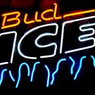 "Brand New Bud Ice Frost Beer Bar Pub Neon Light Sign 16""x 15"" [High Quality]"
