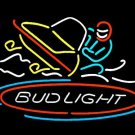 "Brand New Bud Light Snowmobile Beer Bar Neon Light Sign 16""x 15"" [High Quality]"